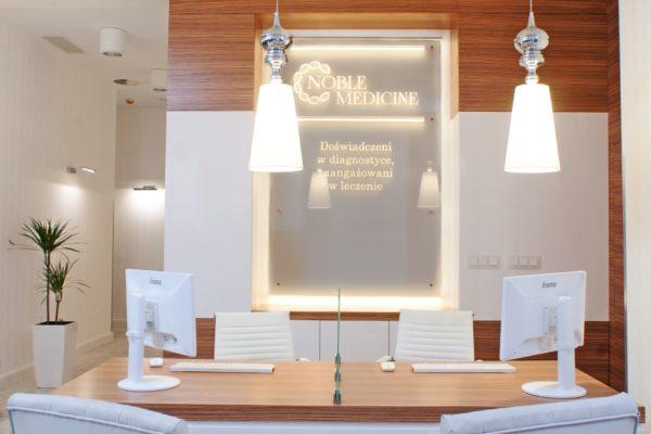 Prestiżowa placówka medyczna Noble Medicine (Warszawa) dołączyła do Grupy Blue Medica