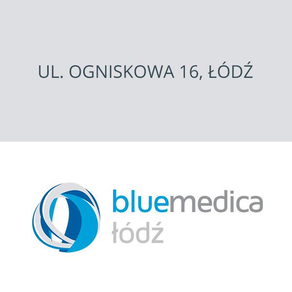 NZOZ Blue Medica Łódź ul. Ogniskowa 16, Łódź