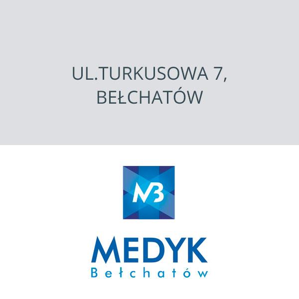 NZOZ Medyk ul. Turkusowa 7, Bełchatów