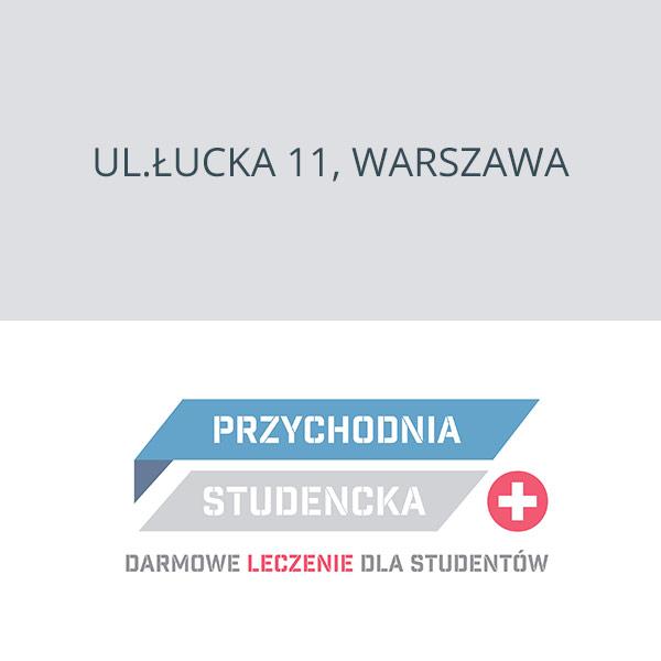 NZOZ Przychodnia Studencka Warszawa, ul. Łucka 11