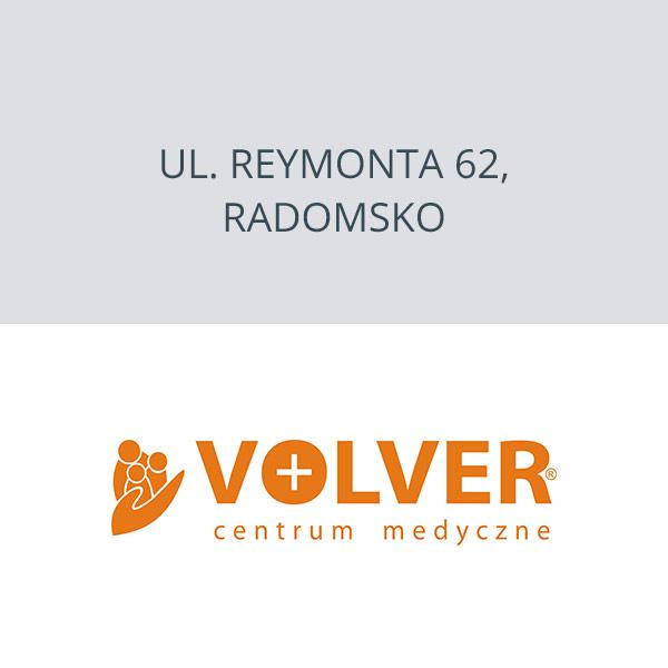 NZOZ CM Volver ul. Reymonta 62, Radomsko