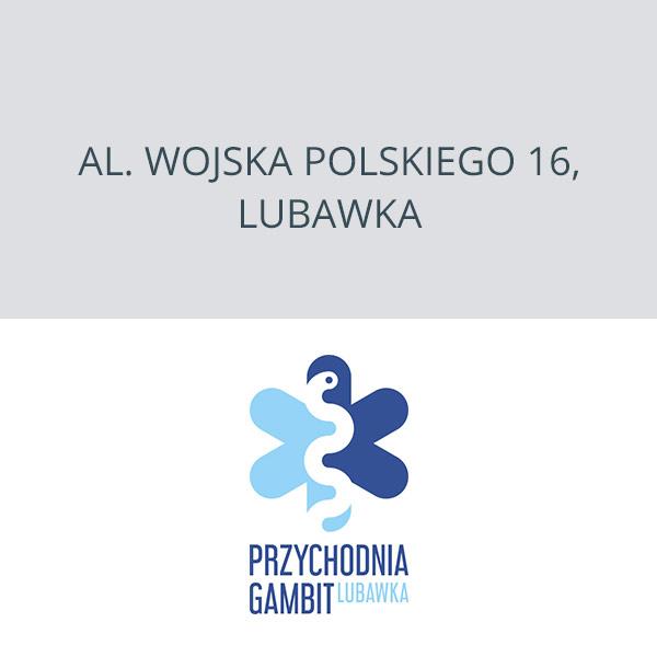 Przychodnia Gambit Al. Wojska Polskiego 16, Lubawka