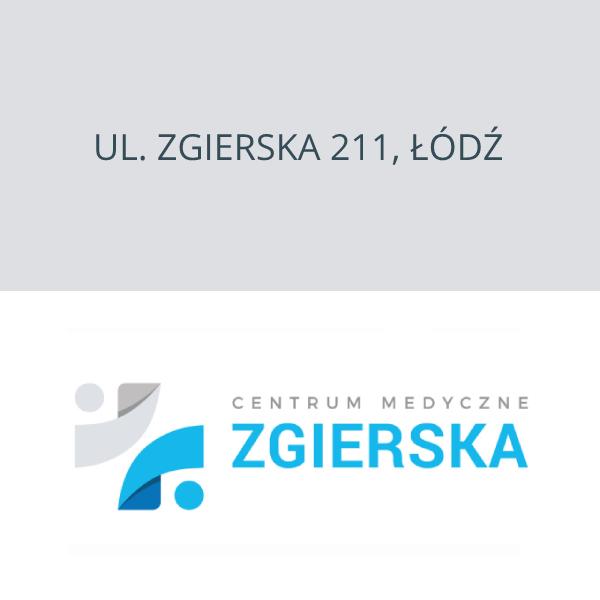 Centrum Medyczne Zgierska ul. Zgierska 211, Łódź